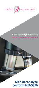 10 Asbest Analyse Pakket